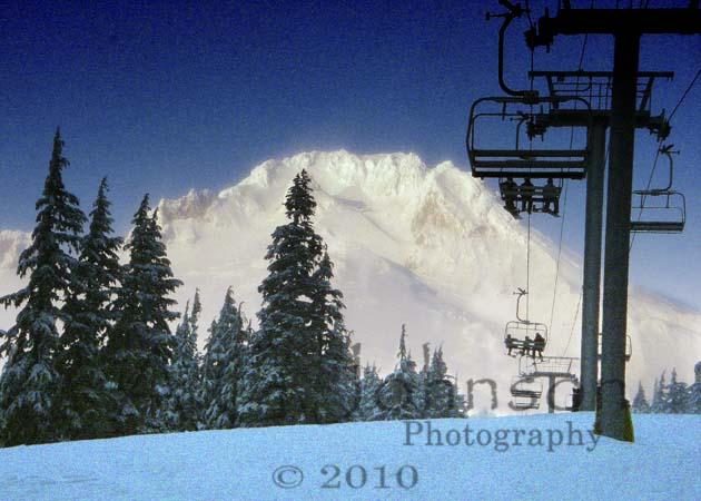 Mt Hood, timberline ski, ski photos, ski lift, snowboard photos, northwest ski, Oregon, ski, mountains, snow,